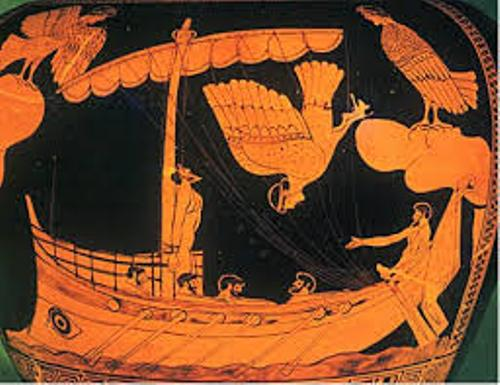 the odyssey pictures