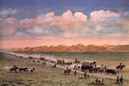 the oregon trail journey