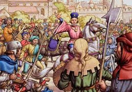 the peasants revolt facts