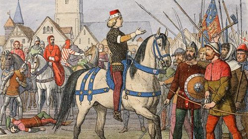 the peasants revolt pictures