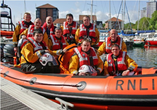 rnli pictures