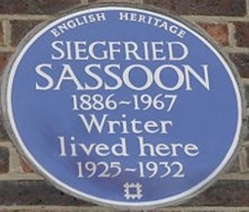 siegfried sassoon death