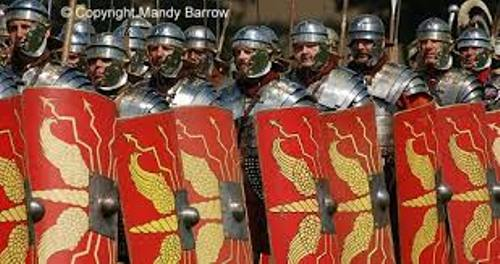 the roman army facts