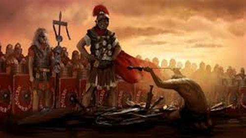 the roman army pictures