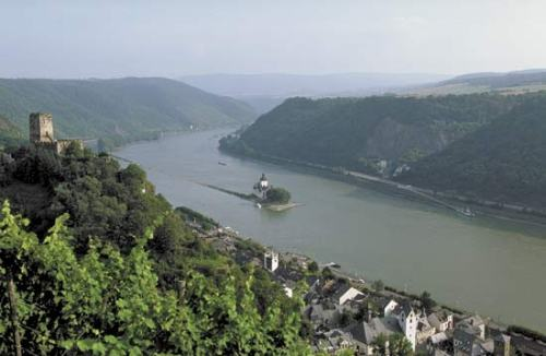 the river rhine image