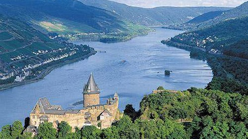 the river rhine pic