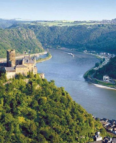 the river rhine pictures