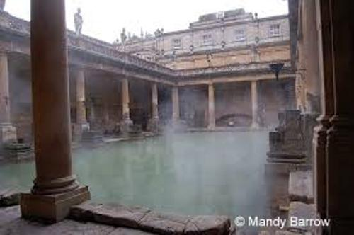 the roman bath facts
