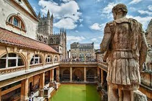 the roman baths pic