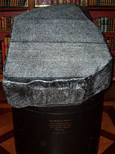 the rosetta stone facts