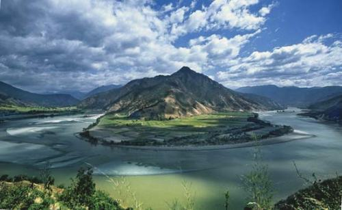 the yangtze river