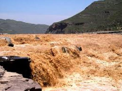 the yellow river flood