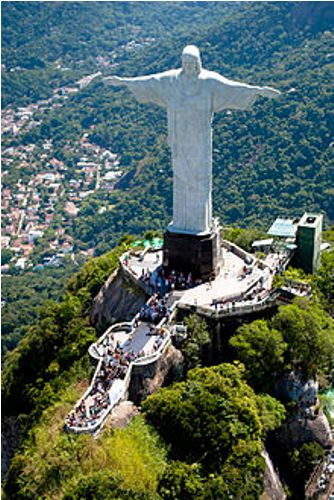 the statue in rio facts