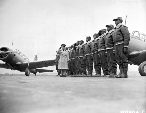 facts about the tuskegee airmen