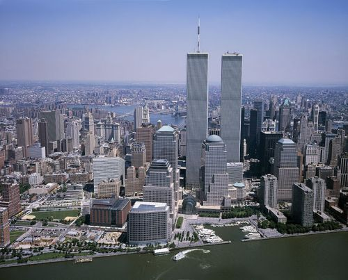 facts about the twin towers
