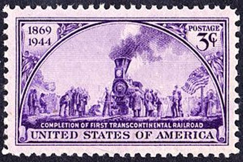 the transcontinental railroad facts