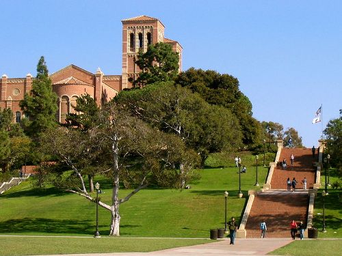 Facts about UCLA