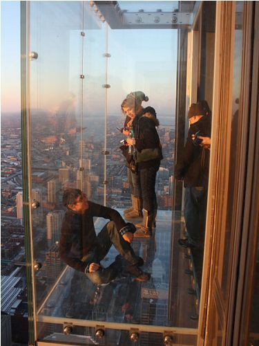 the Willis Tower