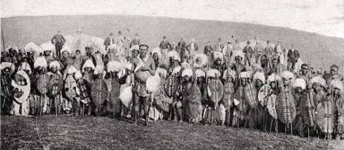 the Zulu Culture People