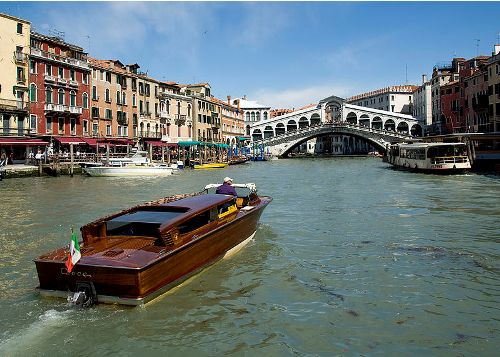 Facts about Venice Italy