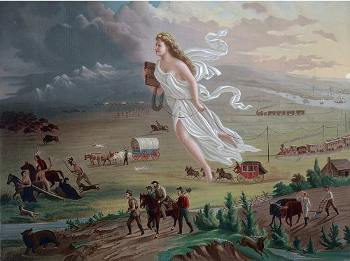 10 Interesting Manifest Destiny Facts | My Interesting Facts