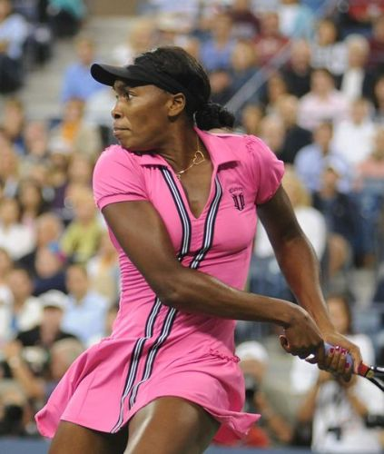 Venus Williams Facts