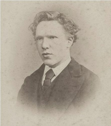 Vincent van Gogh young