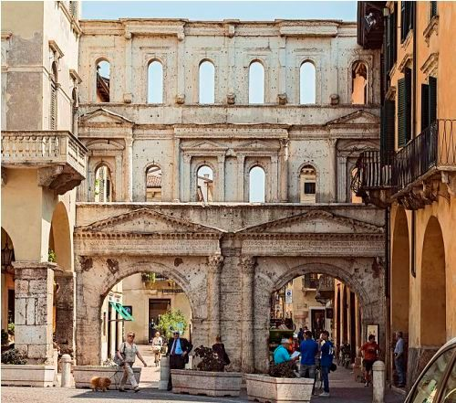 facts about Verona Italy
