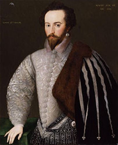 Facts about Sir Walter Raleigh