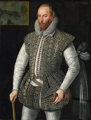 Sir Walter Raleigh Facts
