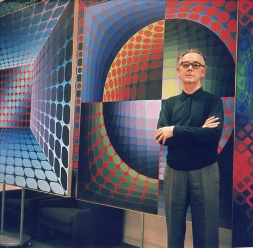 Victor Vasarely Art