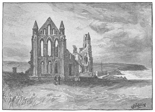 Whitby Abbey Pic