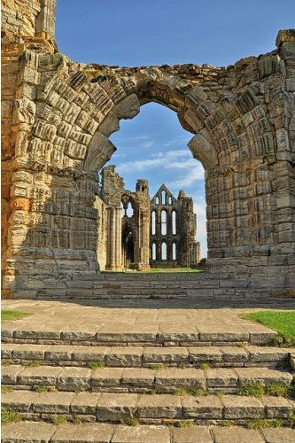 Whitby Abbey Pictures