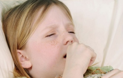 Whooping Cough Pictures