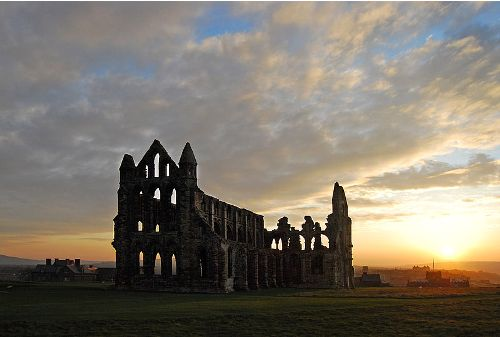 facts about Whitby Abbey
