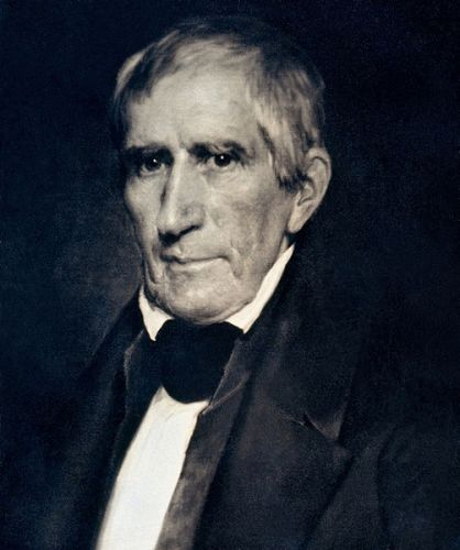Facts about William Henry Harrison