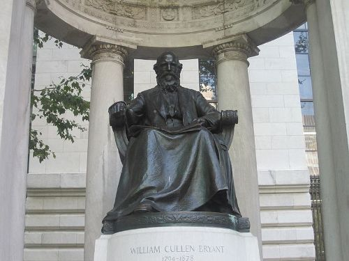 Facts about William Cullen Bryant