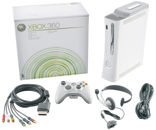 Facts about XBOX 360