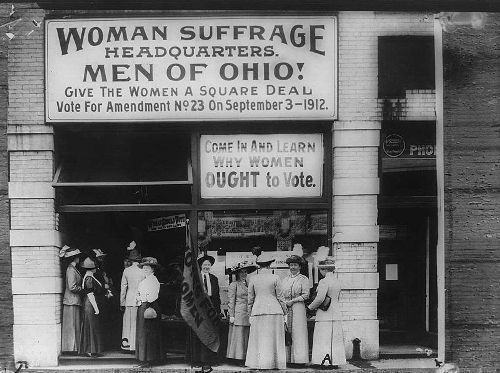 Women's Suffrage Facts