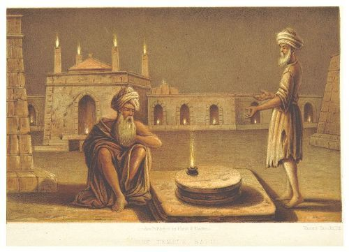Facts about Zoroastrianism