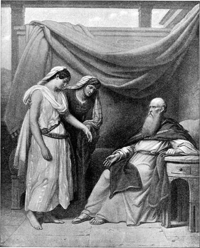Abraham in the Bible Pic