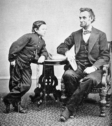 Abraham Lincoln and Kid