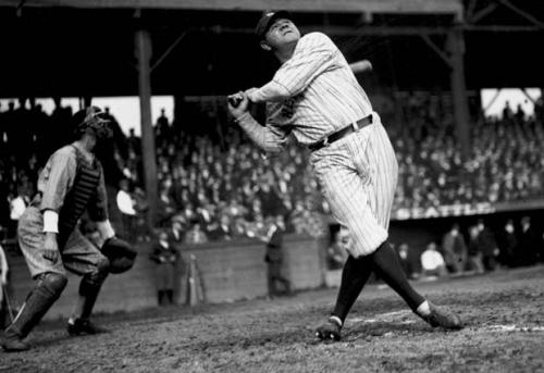 Babe Ruth Plays