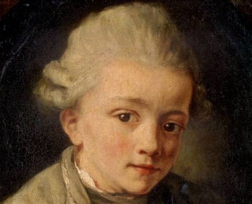 Mozart  As Kid