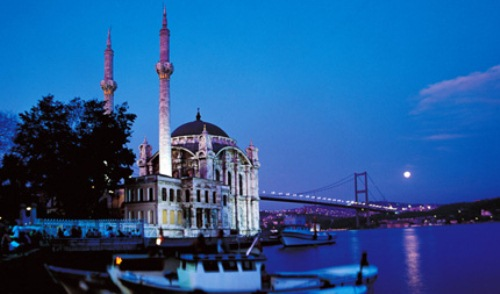 Places in Turkey