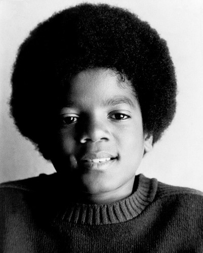 Michael Jackson as Kid