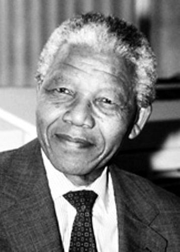 Nelson Mandela Facts