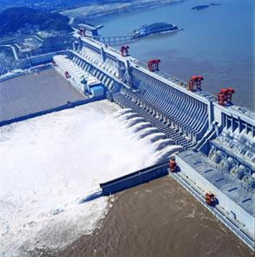 Three Gorges Dam China