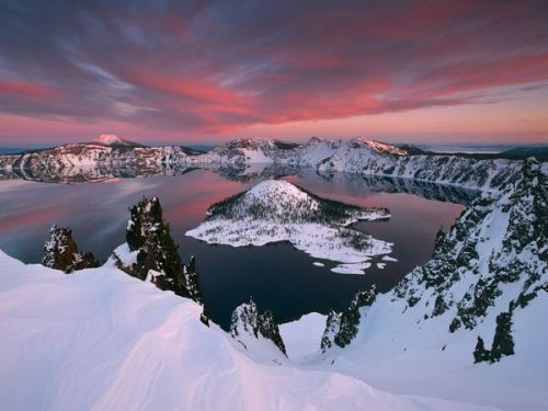 crater lake fact