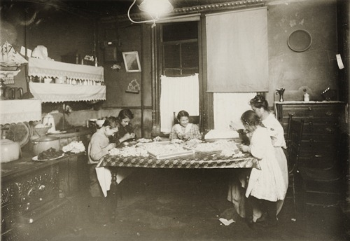 Child Labor in 1912